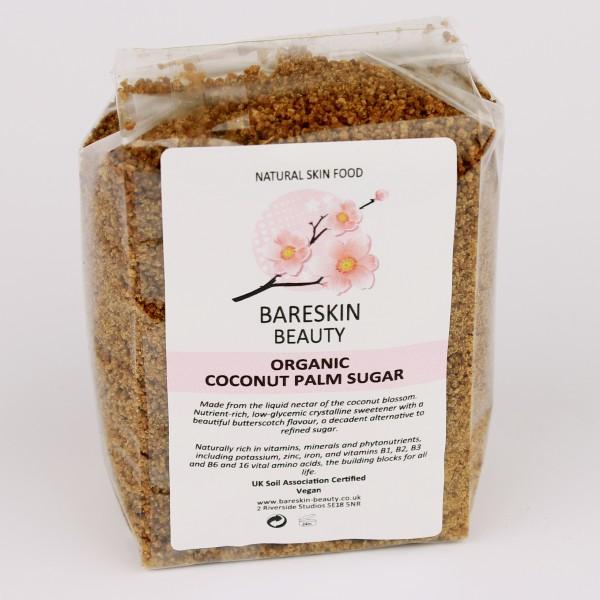 Organic Coconut Palm Sugar (500g)