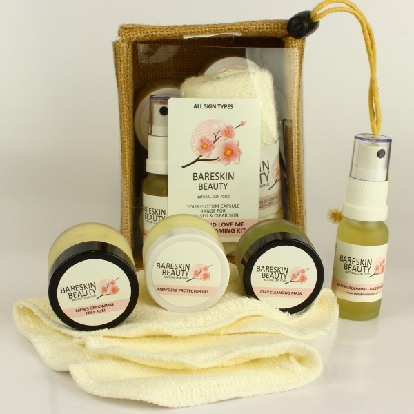 Try Me And Love Me - All Skin Types Skin Food Set